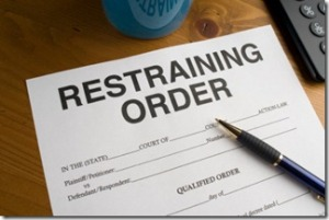 Opposing a domestic violence restraining order in California.