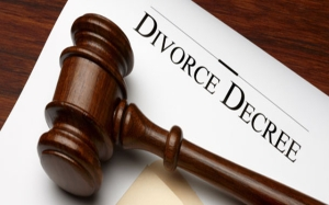 Notice in lieu of subpoena tecum in a California divorce